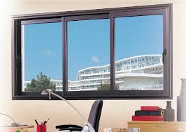 Des fenêtre coulissante, pourquoi pas ?